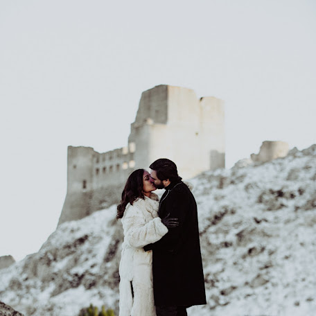 Wedding photographer Giovanni Soria (Soriafilms). Photo of 13.03.2018
