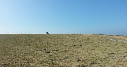 Photo: Vue sur le sommet du Méné Hom