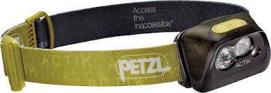 Petzl ACTIK Headlamp, 300 Lumens