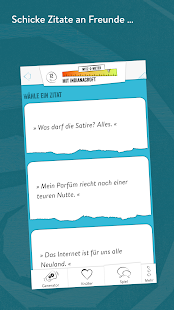 Game of Quotes - Verrückte Zitate- screenshot thumbnail