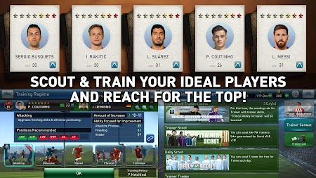 PES CLUB MANAGER APK screenshot thumbnail 7