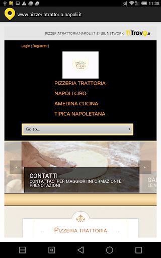 Pizzeria trattoria Napoli