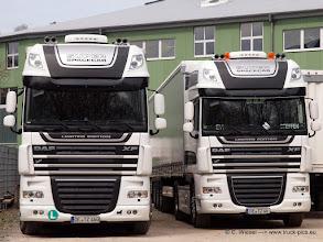 Photo: 2 x XF       >>> www.truck-pics.eu <<<
