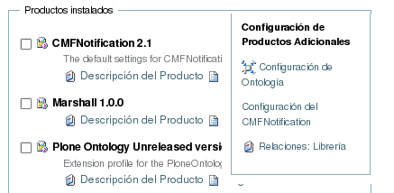 Photo: l10n del producto CMFNottification