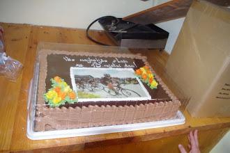 Photo: Maša je imela rojstni dan (pa ravno danes)!