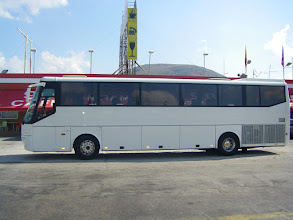 Photo: Μπαίνουμε στο λεωφορείο και πάμε για Τιθορέα