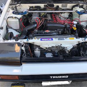 スプリンタートレノ AE86 GT-V 1985年式  2.5型のカスタム事例画像 ケイAE86さんの2019年01月14日17:31の投稿