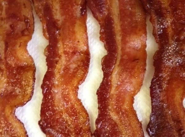 Baked Bacon A La Christy Recipe