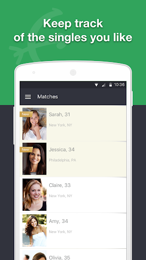 EliteSingles u2013 Dating for Single Professionals 4.6.1 screenshots 2