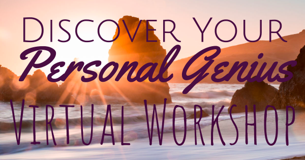 Discover Your Personal Genius