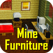 Game Mine-Furniture Mod for MCPE apk for kindle fire