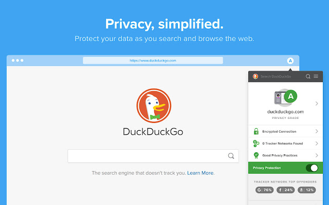 DuckDuckGo Privacy Essentials - Chrome Web Store