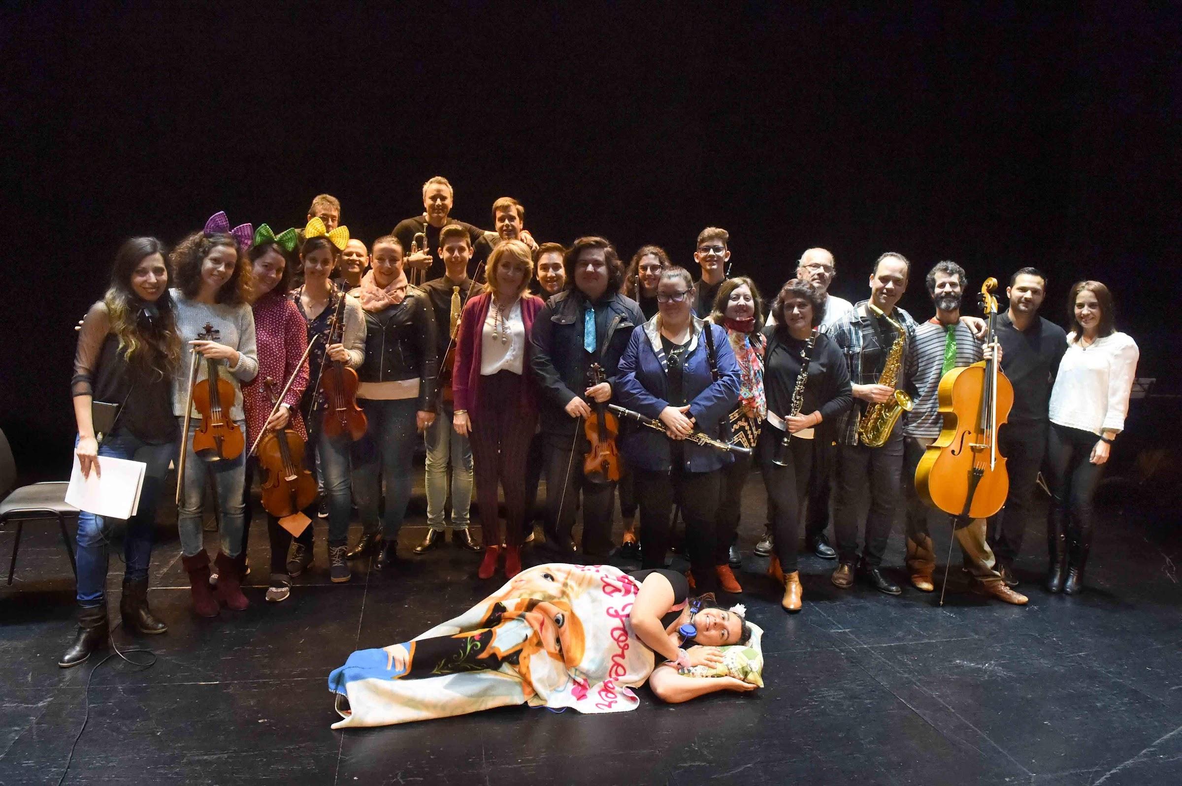 Más de 1.200 alumnos participan en los conciertos didácticos del conservatorio de música