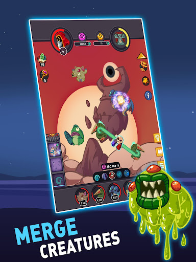 Tap Temple: Monster Clicker Idle Game apkmr screenshots 8