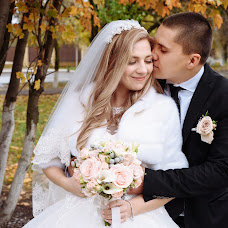 Wedding photographer Viktoriya Kochurova (Kochurova). Photo of 10.11.2017