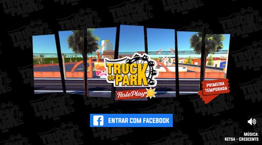 Truck Of Park: RolePlay  captures d'écran 1