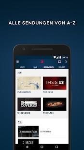 Prosieben Live App