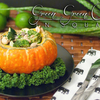 Paleo Thai Green Green Curry.