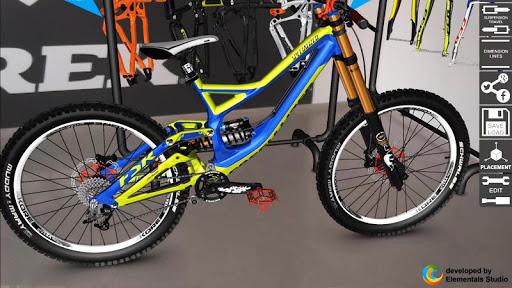 Bike 3D Configurator 1.6.8 screenshots 8
