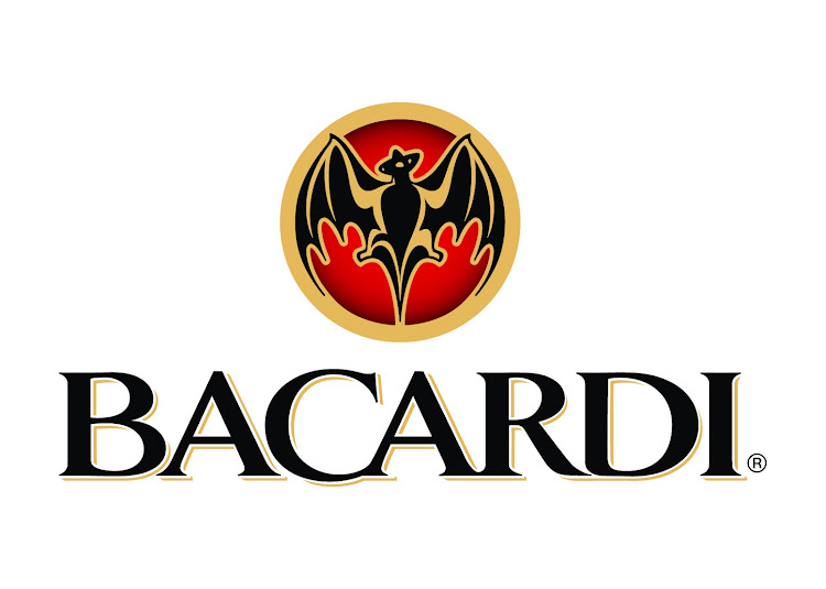 Logo for Bacardi 150th Decanter