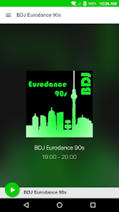 BDJ Eurodance 90s screenshot 0