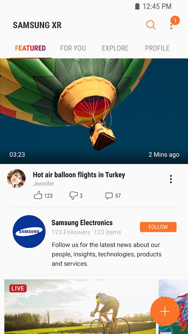 Samsung XR v3 0 07 For Android APK Download - DLoadAPK