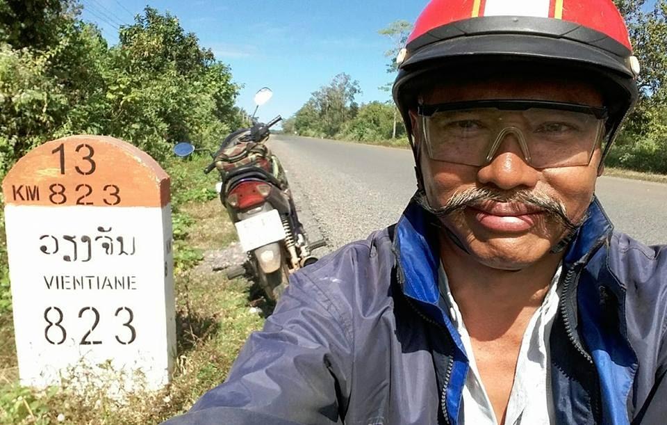 Bài số 5. Vượt biên giới Kampuchia - Lào và những ngày ở Hạ Lào