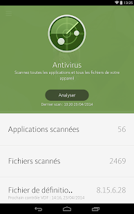 Avira Antivirus 2020 - Virus Cleaner & VPN Capture d'écran