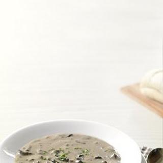 Highfield Estate's Creamy Mushroom Soup