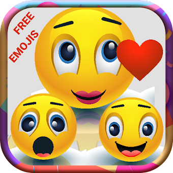 Free Emojis for Imo fb whatsapp