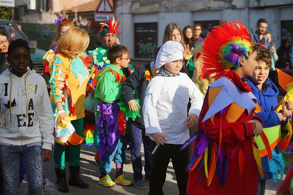 Carnevale in Piazza di cesare carusio