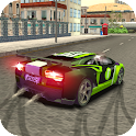 Speed Car Traffic Racing icon