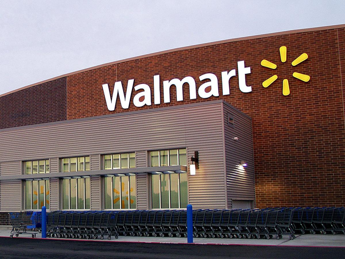Walmart to start checking staff temperatures, introducing ...