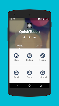 QuickTouch(ios iphone touch)