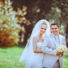 Wedding photographer Evgeniy Nefedov (Foto-Flag). Photo of 08.10.2013