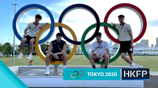 The pandemic games: Hong Kong athletes reveal what life is like inside Tokyo's Olympic Village