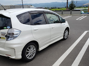 フィット GP4 のカスタム事例画像 うっちゃんさんの2021年08月19日18:11の投稿