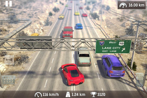 Traffic: Illegal & Fast Highway Racing 5 1.91 screenshots 31