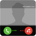 Fake call 4 icon