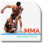 MMA Submission Holds Icon