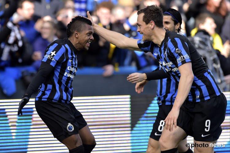 Pas de miracle au Club de Bruges pour le RMP, battu pour la dixième fois d'affilée (3-0)