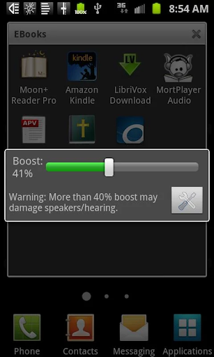 Speaker Boost [Donate]
