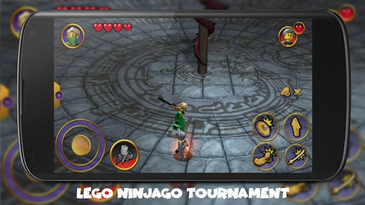 Tips and Strategy Lego Ninjago Tournament screenshot 1