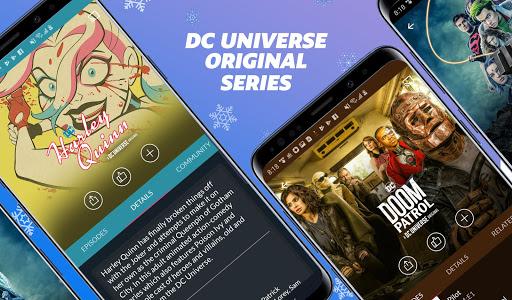 DC Universe - The Ultimate DC Membership 1.47 screenshots 1