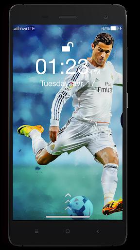 Ronaldo Lock Screen Wallpaper Hd Hd Football