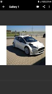 Modifiye Ford Fiesta - náhled