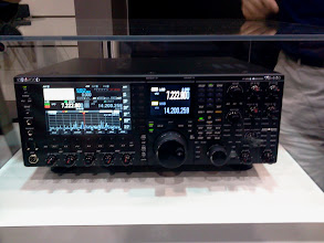 Photo: The new Kenwood TS-990S