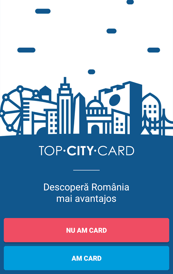 Top City Card - Guide- screenshot