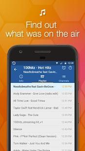 Online Radio Box - free player Screenshot