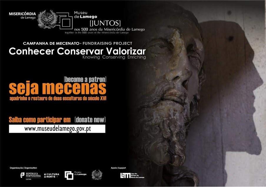 Museu e Santa Casa da Misericórdia unem-se na salvaguarda do património